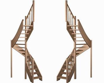 Типовая лестница ЦЛ-25