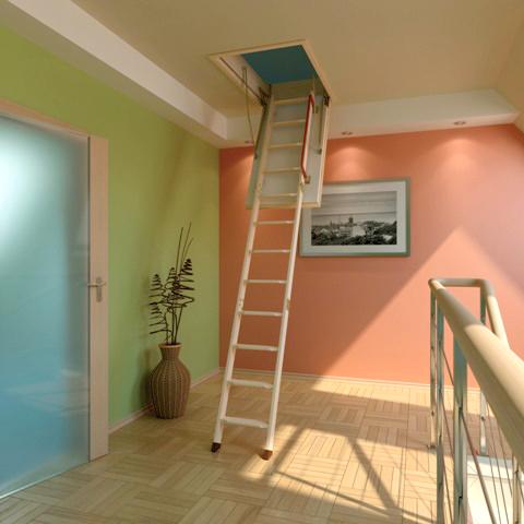 Чердачные лестницы в Самаре